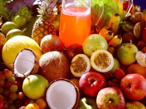frutas para adelgazar con armonia