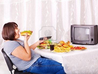 Si comes rápido puedes comer el doble o el triple en el mismo espacio de tiempo.