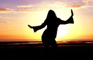 adelgazar disfrutando bailando