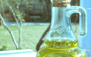 aceite de oliva para adelgazar