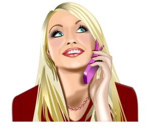 hablar por telefono - adelgazar con pnl