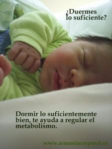 dormir te ayuda a adelgazar