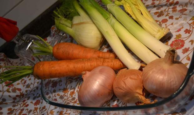 verduras asadas con ajoaceite de aguacate para adelgazar2