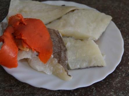 delicias  de pescado daVinci
