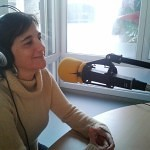 Mentxu da Vinci en la radio