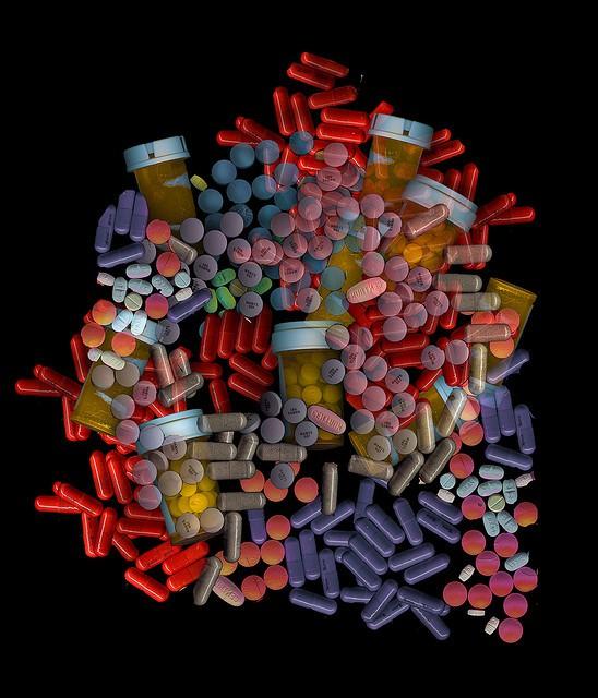 medicamentos adictivos