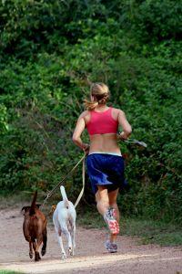 mujer corriendo plan depurativo
