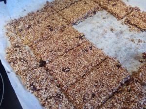 barritas de amaranto sin gluten para adelgazar