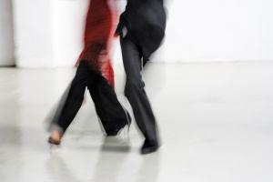 bailar tango para adelgazar