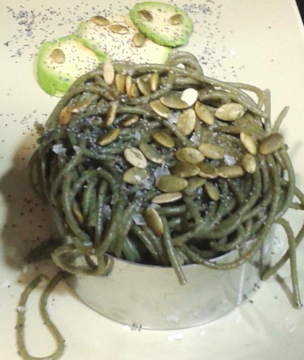 espagueti sin gluten para adelgazar disfrutando (2)