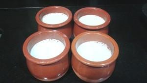 Flan de coco sin gluten y sin azucar2