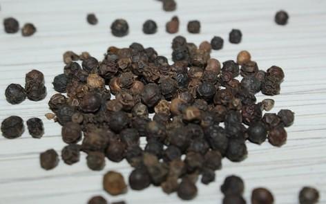 pimienta negra antiinflamatoria