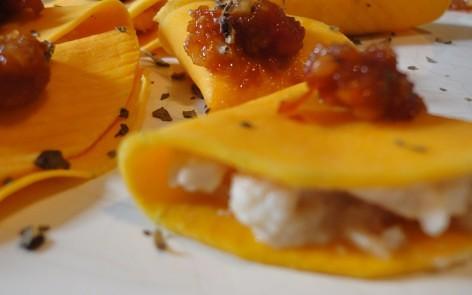 raviolis de calabaza crudiveganos (2)