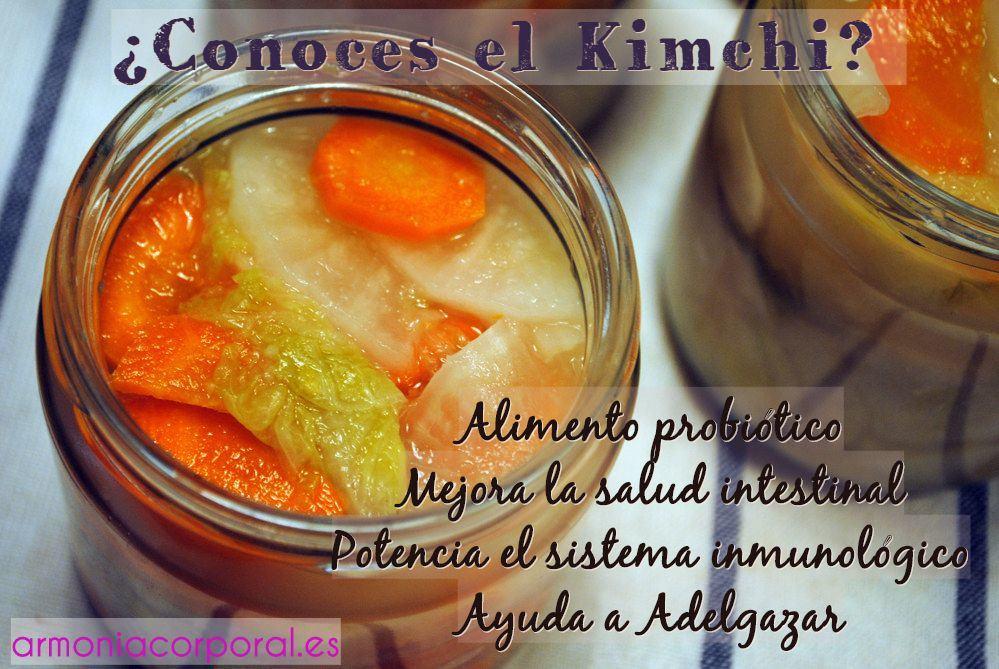 kimchi probiotico