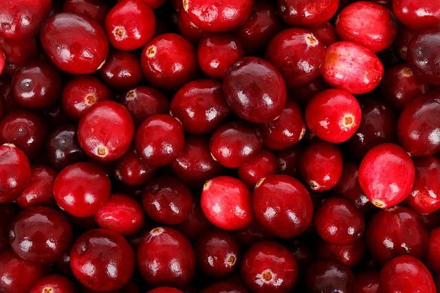 arandanos rojos, cistitis, infecciones urinarias