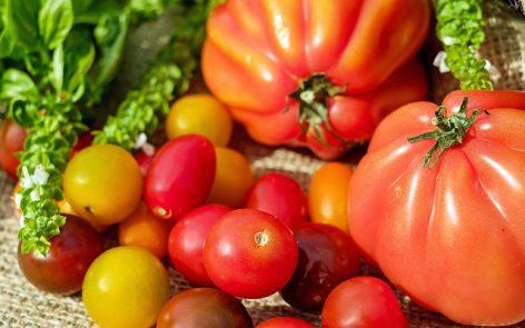 cocktel de tomate y albahaca para adelgazar